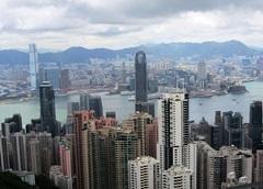 हांगकांग की सुंदरता