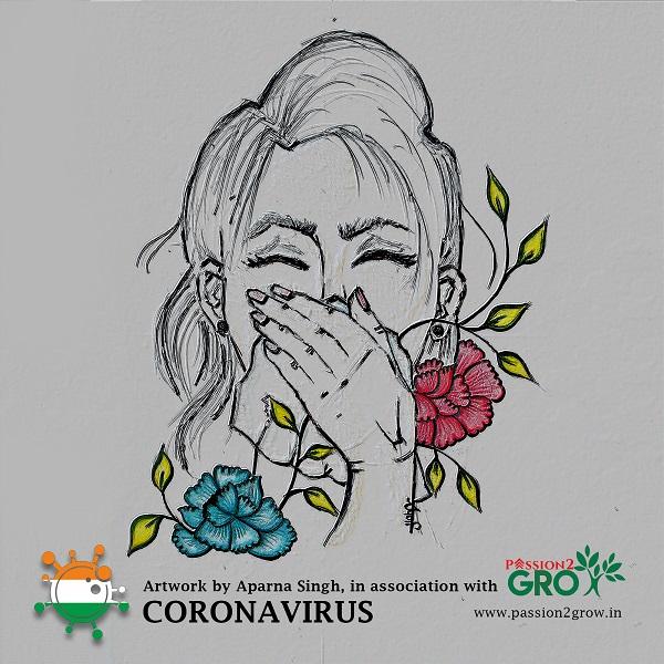 Coronavirus Cough Sneezing