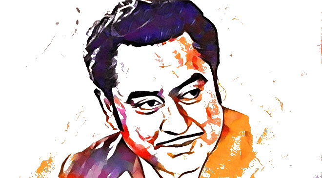 Aaj phir jeene ki tamanna hai podcast on aa chal ke tujhe song by kishore kumar