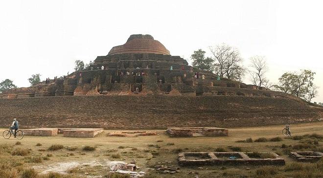 केसरिया बौद्ध स्तूप