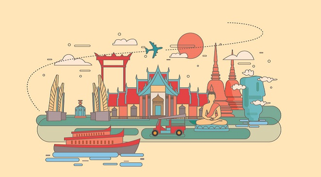 थाईलैंड में रामराज्य