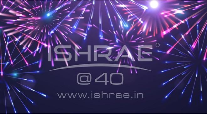 ISHRAE 40 anniversary celebrations